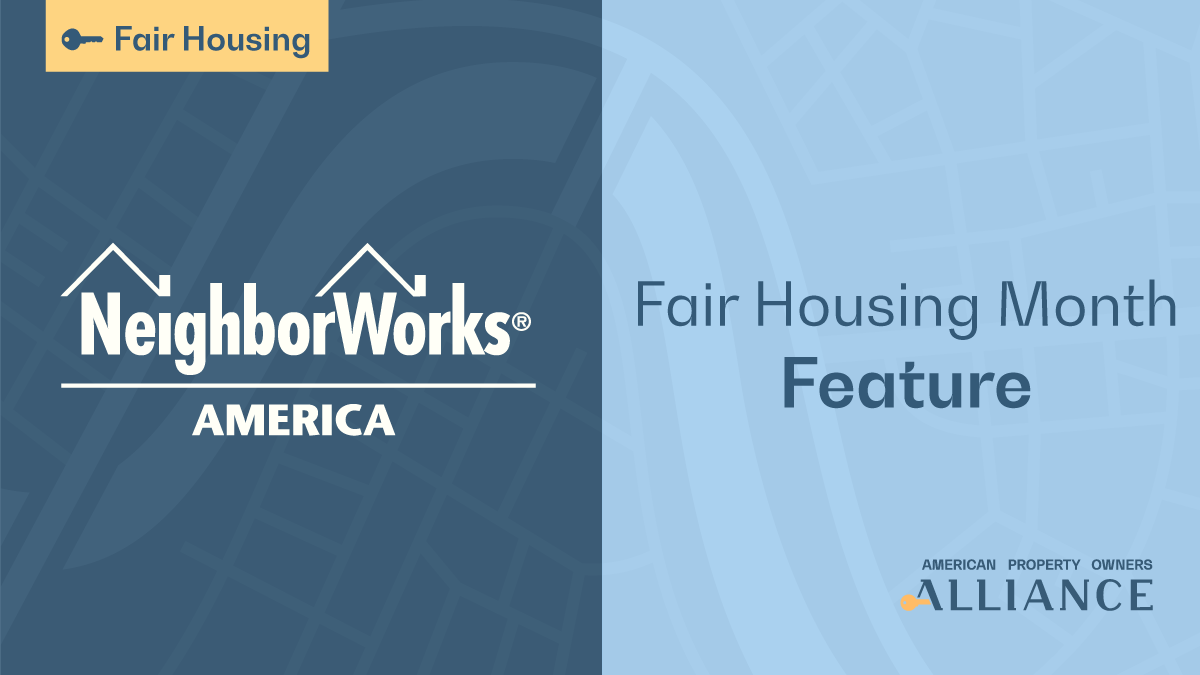 Fair Housing Month Feature